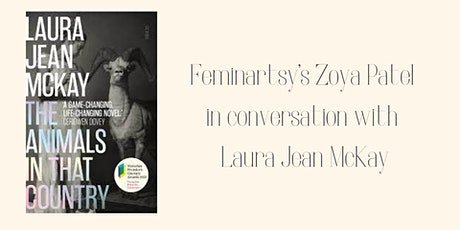 Feminartsy Author Conversations  - Laura Kean McKay tickets