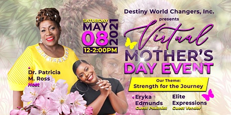 """Strength For the Journey"" Mother's Day Celebration 2021 tickets"