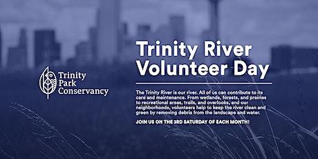 May Trinity River Volunteer Day tickets