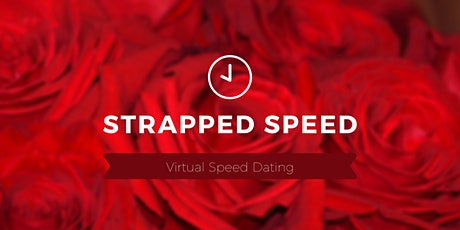 Strapped Speed! A Virtual Queer Speed Dating event tickets