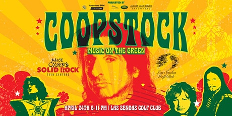 Coopstock - Music on the Green tickets