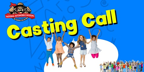 National Automobile Museum Casting Call tickets