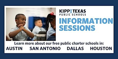 KIPP Texas Information Session tickets