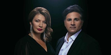 Milijana Nikolic and Rosario La Spina tickets