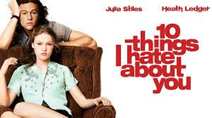 Drive-in Cinema: 10 Things I Hate About You image