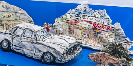 Ships, Cars and Buses - School holiday workshop tickets