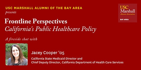 Fireside Chat with Jacey Cooper, California State Medicaid Director tickets