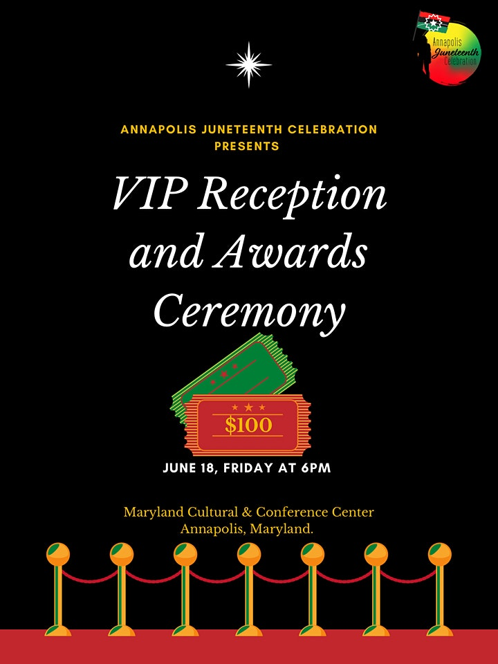 VIP Reception & Awards Ceremony image