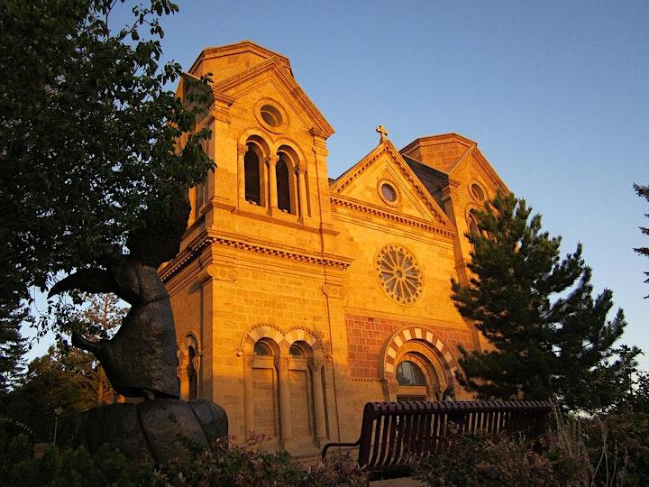 Discover Scenic Santa Fe: Live Virtual Walking Tour image