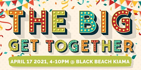The Big Get Together - Movies Under the Stars tickets