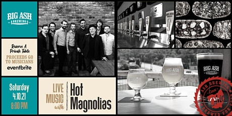 The Hot Magnolias  Live @Big Ash! tickets