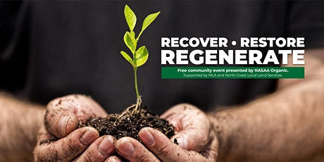 Recover - Restore - REGENERATE - FREE Community Event tickets