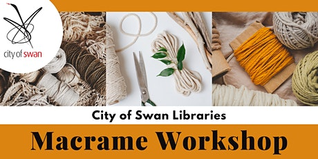 Macrame Workshop (Beechboro) tickets