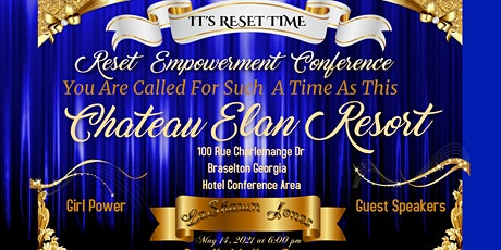 RESET  Empowerment Conference 2021 tickets
