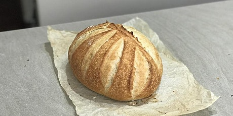 4 Weeks of Wellness - Beginner Sour Dough Workshop with Home Sour Dough tickets