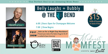 Date Night: Comedy Show at The Bend tickets