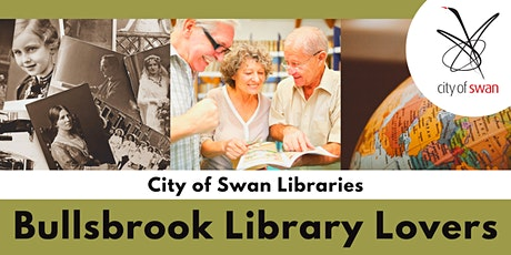 Library Lovers: Cloud Backup & Photo Storage (Bullsbrook) tickets