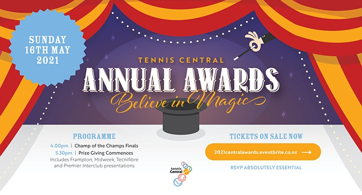2021 Central Annual Awards image