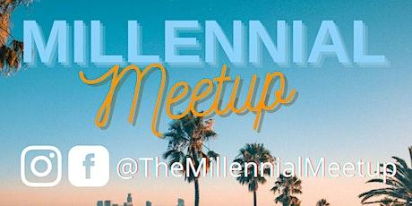 Millennial Meetup 001 tickets