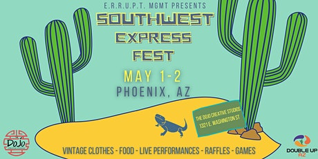 Southwest Express Fest tickets