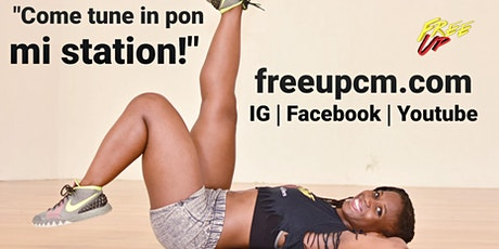 FREE UP  Caribbean Dance Fitness w/ Chanel tickets