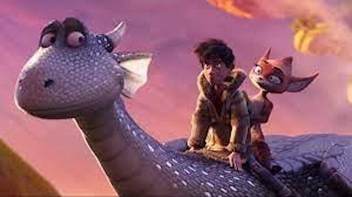 Drive-in Cinema: Dragon Rider image