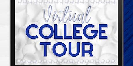 Philly Zetas Virtual College Tour tickets