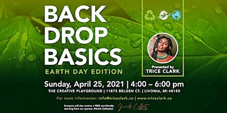 Backdrop Basics: Earth Day Edition tickets
