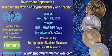 Discover the World of Cryptocurrency and Trading - Investment Opportunity tickets