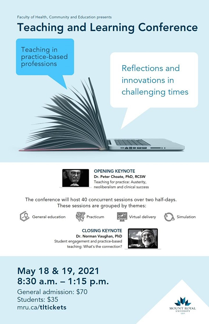 Teaching in practice-based professions image