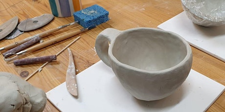 4 Weeks of Wellness - Pinch Pot Clay Workshop tickets