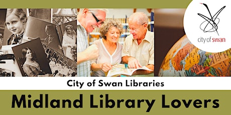 Library Lovers: Greyhound Adoptions W.A. (Midland) tickets