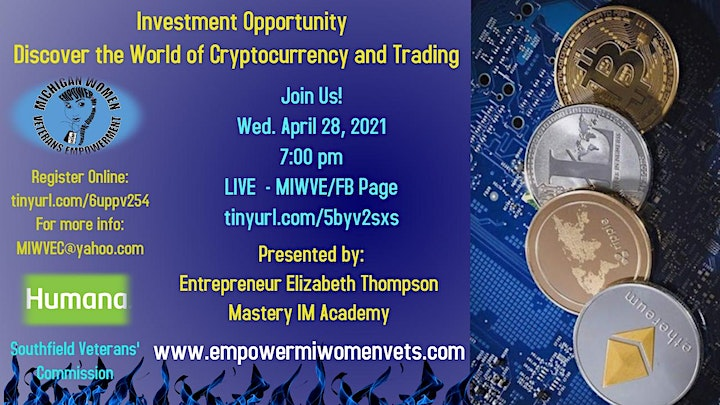 Discover the World of Cryptocurrency and Trading - Investment Opportunity image