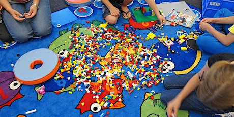 Lego Club - Helensburgh Library tickets