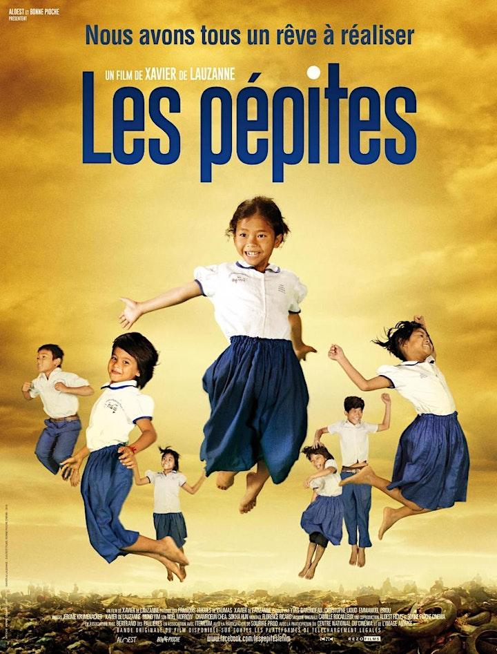 Imagen de Les Pépites / Cine Francés  al Aire Libre
