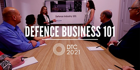 Defence Industry 101 in May 2021 - In Person tickets