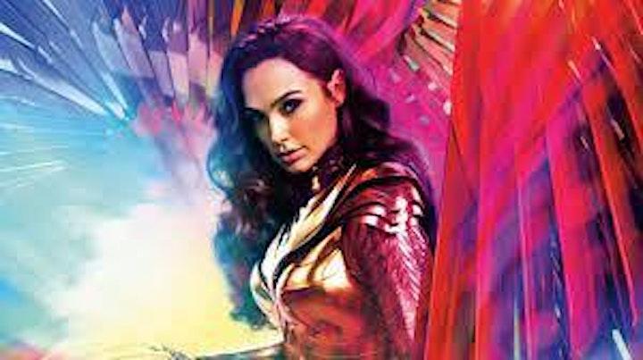 Drive-in Cinema: Wonder Woman 1984 image