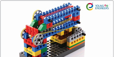Make It Club - Young Engineers Lego Challenge (Ages 5-12) tickets