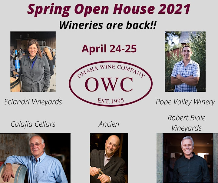 Spring  Open House: Saturday, Session 1 image