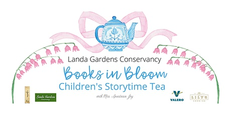 Copy of Books in Bloom tickets