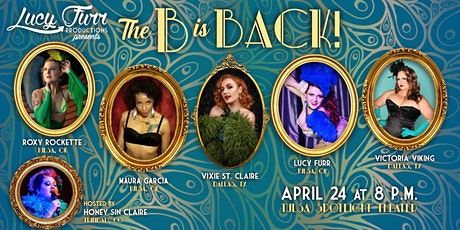 Lucy Furr presents The B is Back! tickets