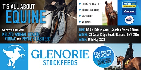 IT'S ALL ABOUT EQUINE! tickets