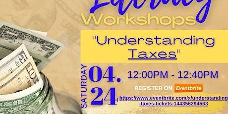Understanding Taxes tickets