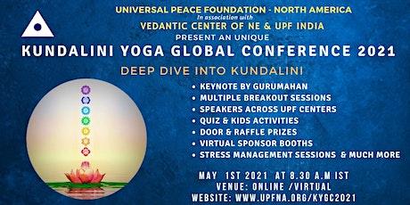 Kundalini Yoga Global Conference( Indian timezone)-Virtual/online & free tickets
