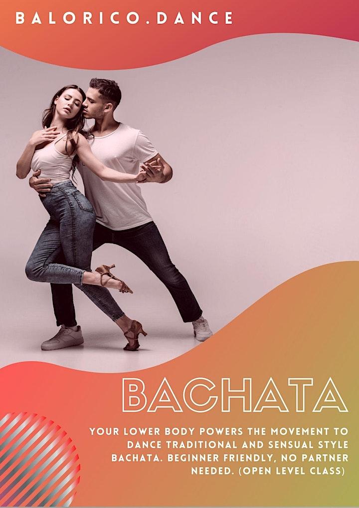 Bachata Bliss Mondays 8pm PST image