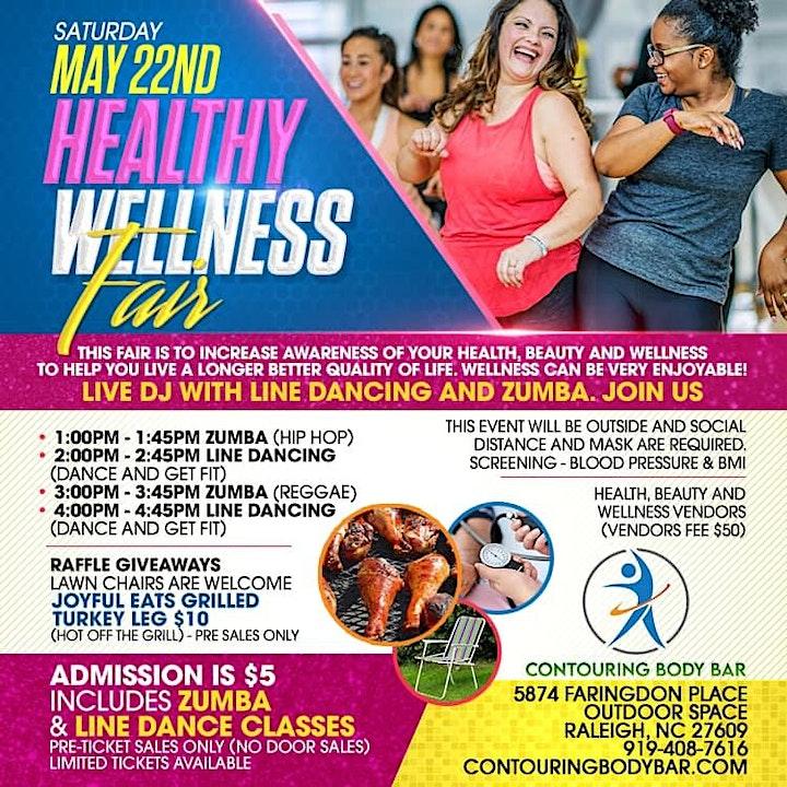 Healthy Wellness Fair image