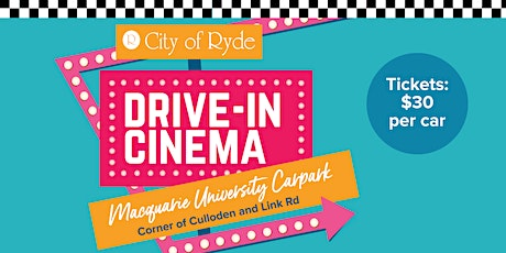 Drive-in Cinema: The Dry tickets