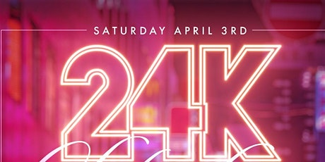 24K Saturday's at Cavali! $40 Bottomless Brunch Everyone Free 2pm to 10pm tickets