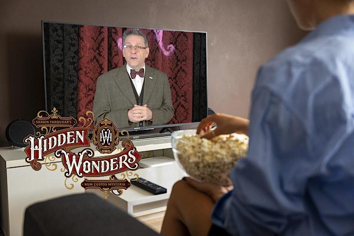 Hidden Wonders Magic Experience - Virtual Edition image