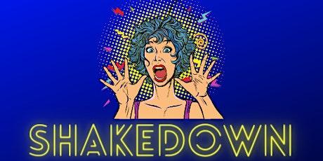 Shakedown Cabaret (& Trivia) tickets